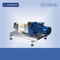 Wholesale SS316L High Purity Pumps , TUL-80 lobe pump with Mechanical motor from china suppliers