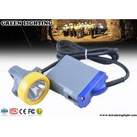 Wholesale 1.67W Power Safety Corded Anti - Explosive Rechargeable LED Headlamp from china suppliers