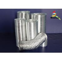 Wholesale Aluminum Foil HVAC 14 Flex Duct Fire Resistance Logo Printing Environmental from china suppliers
