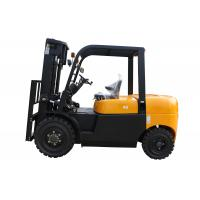 Wholesale powerful 3m lifting height 4.5T Diesel forklift with nice price and good performance use in outdoor of  warehouse from china suppliers