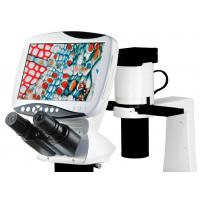 Wholesale Digital LCD Inverted Biological Microscope 9 Inches HD LCD Screen Resolution 1280 × 800 from china suppliers