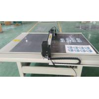 Quality Cardboard E flute cnc cutting table machine small production cutter machine for sale