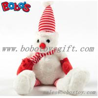 Wholesale Squeakly Plush Soft Christmas Bear Pet Toy as Nice gift  For dog and Cat from china suppliers