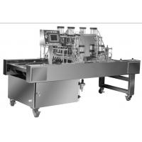 Wholesale PLC Controlled Cookie Dough Depositor , Industrial Dough Depositor Machine from china suppliers