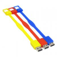 Wholesale Silicone USB flash drive bracelets for wedding gift  from china suppliers