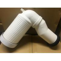 China 3mm Thickness Toilet Pan Connector PVC Water Fitting Corrosion Resistance on sale