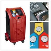 China Full Automatic Air Conditioning Recovery Machine Colorful LCD Screen on sale