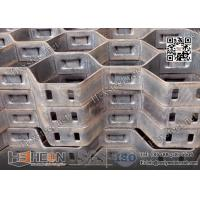 Hex metal for refractory lining China