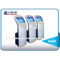 """Wholesale 19"""" LCD Panel Touch Screen Information Kiosk For Self Service Inquiry Bluetooth Connection from china suppliers"""