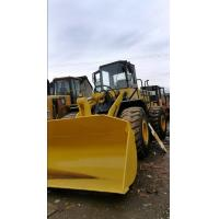 Wholesale second-hand payloader 2010 used komatsu wheel loader looking for japan loader seeking for wa380-3 wa380-1 from china suppliers
