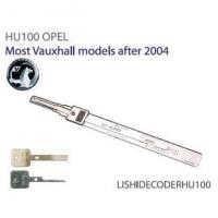 Wholesale Lishi HU100 Decoder Lock Smith Tools For HONDA Acura、GT15、Fiat from china suppliers