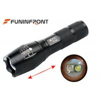 Wholesale CREE T6 White Light and 395NM Black Light LED UV Flashlight Adjustable Focus from china suppliers