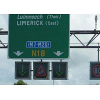 Wholesale High Brightness Traffic Guidence LED Traffic Lane Signals 450mm x 450 mm Signs from china suppliers