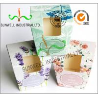 Wholesale OEM / ODM Custom Made Corrugated Cardboard Boxes CMYK Offset Printing from china suppliers
