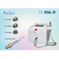 China fractional microneedle rf fractional radiofrequency micro needling for beauty clinic use on sale