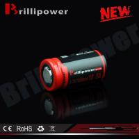 Wholesale Brillipower 18350 700mah Rechargeable Battery High Discharge 10.5A 18350 Batteries from china suppliers