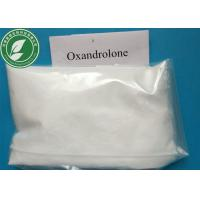 Wholesale Oral Anabolic Steroid Hormone Oxandrolone Anavar For Fat Loss CAS 53-39-4 from china suppliers