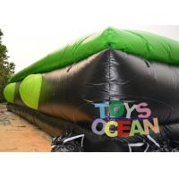 Wholesale Super Giant Inflatable Game Air Jumping Bag Bike Skiing Snow Board High Jump from china suppliers
