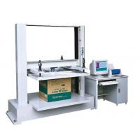 Wholesale 1T Corrugated Box Cantons Compression Paper Testing Instruments with Computer Control from china suppliers