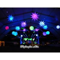 Wholesale Hot Decorative 3m Height Haning Inflatable Party Light for Sale from china suppliers