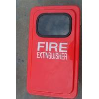 Wholesale CO2 Fire Extinguisher Cabinets , 690 X 390 X 260 mm Fire Hose Valve Cabinet from china suppliers