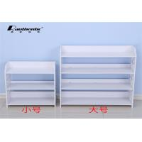 Wholesale Simple shoe rack economic type multifunctional storage cabinet shoe dust type modern minimalist multilayer assembly from china suppliers