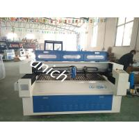 Wholesale Two heads Laser Cutting Engraving Machine / Co2 laser cutter engraver from china suppliers