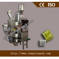 Wholesale Black Tea Green Tea Oolong Tea Inner and Outer Bag Tea Packing Machine in Hotel, Restaurant, Office from china suppliers