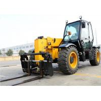 Wholesale High Efficiency XC6-3007 Rent Telescopic Telehandler Forklift , Small Telescopic Forklift Extended Boom from china suppliers