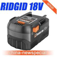 Wholesale Ridgid 18V High Capacity 18Volt Lithium-ion Battery R84008 from china suppliers