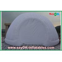 Wholesale Dia 5m Inflatable Air Tent / Inflatable Camping Tent  Re-usability Long lifetime from china suppliers