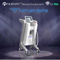 Wholesale 2015 Newest-tech shaping beauty machine hifu body slimming machine from china suppliers