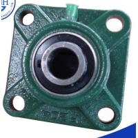 Wholesale Insutrial Cast Iron Housing Flange Mounted Bearings With Wide Inner Race UCF from china suppliers