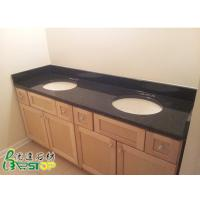 Wholesale Verde Ubatuba Granite Bathroom Vanity Top from china suppliers