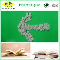 Wholesale Bookbinding / Packaging Hot Melt Adhesive Glue Polyester , Heat Transfer Adhesive from china suppliers