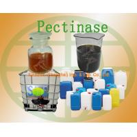 Wholesale Concentrated Pectinase Liquid Food Grade Enzyme 30000u/mL Szym-PEC30LFO from china suppliers