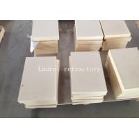 Wholesale Lower Ferric Oxide High Alumina Brick For Industrial Furnace from china suppliers