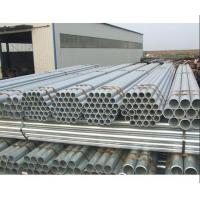 Wholesale ASTM A53 Hot-dip galvanized steel pipe. from china suppliers