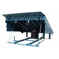 Wholesale DCQG hydraulic stationary dock leveler( 10-0.8 ) 0.75 KW with Height adjustable from china suppliers