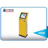 Wholesale Free Standing Wifi 22 Inch Card Dispenser Machine With Document Scanner from china suppliers