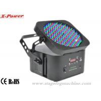 Wholesale 198 Pcs RGB LEDs wireless Led Par Can Lights With Rechargeable Lithium Battery from china suppliers