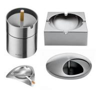 Wholesale Stainless Steel Ashtray from china suppliers