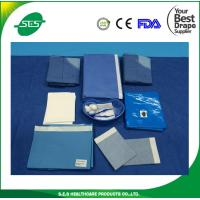 Wholesale EO Sterile Disposable Laparascopy pelviscopy pack from china suppliers
