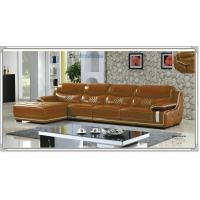 Buy cheap A15;  L shape genuine leather sofa, modern home furniture,office furniture, living room furniture, China sofa from wholesalers