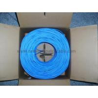 Wholesale Industrial Network Cable Cat5e SFTP Cable UTP FTP SFTP PVC Jacket from china suppliers