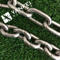"""Wholesale 1/8""""-1/2"""" Stainless Steel ASTM80 Standard Link Chain from china suppliers"""