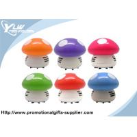 Wholesale Mini mushroom shape Electronic Gadgets Gifts for conference desktop vacuum cleaning from china suppliers