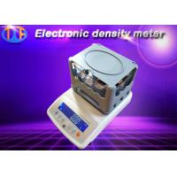 Wholesale Electronic Density Meter Rubber Testing Machine With Accurate Measurement from china suppliers