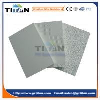 Buy cheap Color Glass Fiber Reinforced Gypsum Ceiling from wholesalers