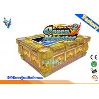 Wholesale Original Ocean Monster Catch Fish Arcade Machine Fish Hunter Game from china suppliers